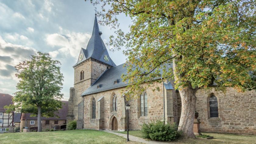 Landau Kirche