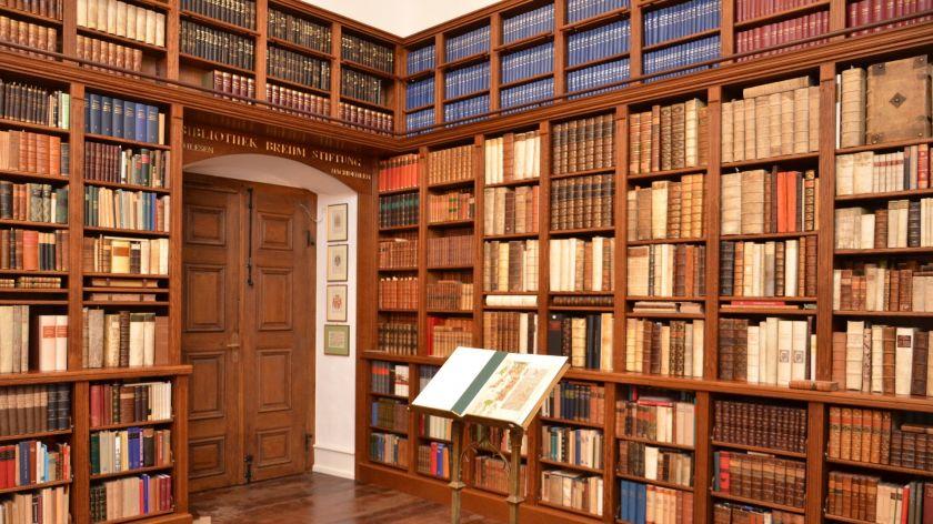 Bibliothek Brehm Bad Arolsen